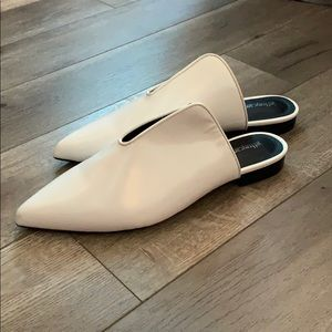 Point Toe Loafers